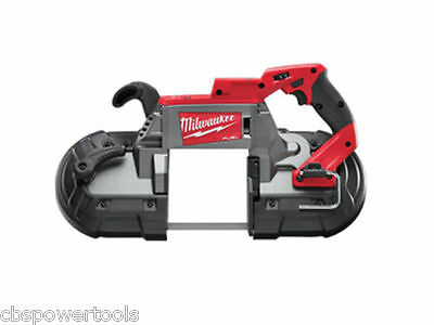 Milwaukee M18CBS125-0 M18 Fuel Band Saw - Body Only