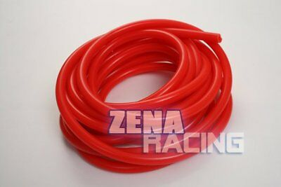 4 Feet RED SILICONE VACUUM HOSE AIR ENGINE BAY DRESS UP 14mm FIT MINI SAAB SALE!