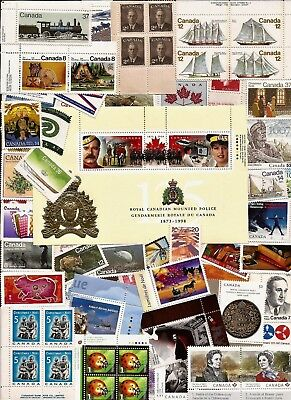 MINT MNH UNUSED FULL GUM CANADA Canadian postage stamps lot C11H MNH **
