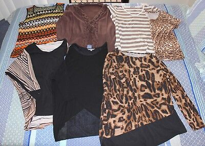 Bulk Womans Size 14 Med Clothing 7 Items