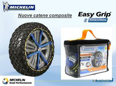 Catene Da Neve Calze Michelin Easy Grip Evo9 205/60-16 215/60-16 225/50-17