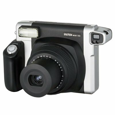 Instax 300 Wide Fuji Fujifilm Black Camera Instant Film Picture