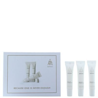 Alpha-H Because One Is Never Enough - Absolute Lip Perfector Trio Damaged Box