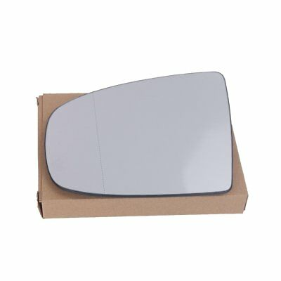 Aspherical Heated Right Wing Side Mirror Glass Fits BMW X5 E70 X6 E72 E71 07-08