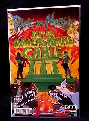 Rick and Morty Issue #28 1st Print *We Combine Shipping*