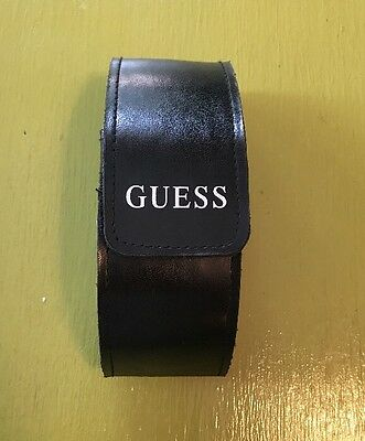 Vintage Guess 1/2 Moon Sunglasses Case Only Gu 0718