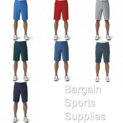 Adidas Ultimate Mens Golf Shorts Water Resistant Stretch Many Sizes