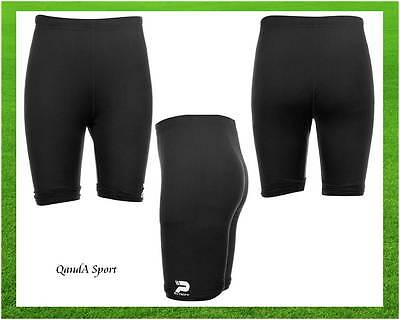 Youth Black Patrick Power Base Layer Shorts - SALE - FREE POSTAGE