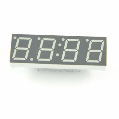 5/10/20Pcs 0.39inch 4 Bit 16Pin Common Anode Digital Tube LED Display Green