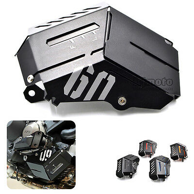 Radiator Side Cover Water Coolant Tank Guard Panels For YAMAHA MT09 FZ09 14-2017