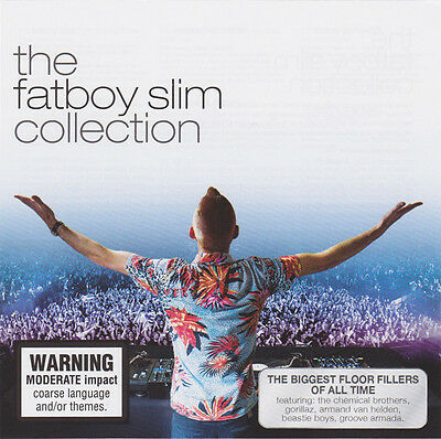 Fatboy Slim - The Fatboy Slim Collection (2015)  CD  NEW  SPEEDYPOST