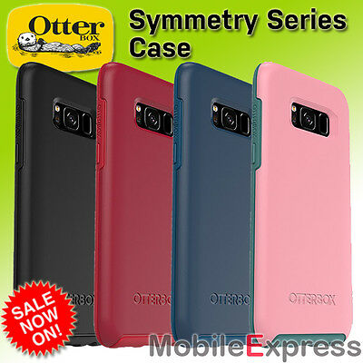 GENUINE Otterbox Symmetry Tough Case Cover for Galaxy S8 or S8+