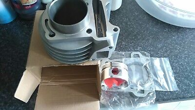 All NEW.Change From 50cc To 100cc Cylinder Kit Big Bore Kit For Chinese 4T.
