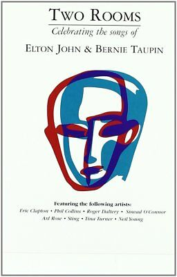 Two Rooms: Celebrating the Songs of Elton John & Bernie Taupin (2005)  DVD  NEW