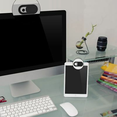 New 2Pcs WebCam Shutter Cover Web Laptop iPad Camera Secure Protect your Privacy