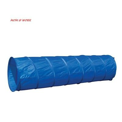 Pacific Play Tents Kids Find Me 6 Foot Crawl Tunnel - Blue