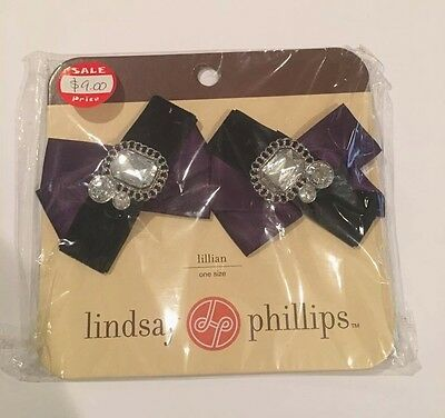 Lindsay Phillips Interchangeable Snaps Lillian NWT