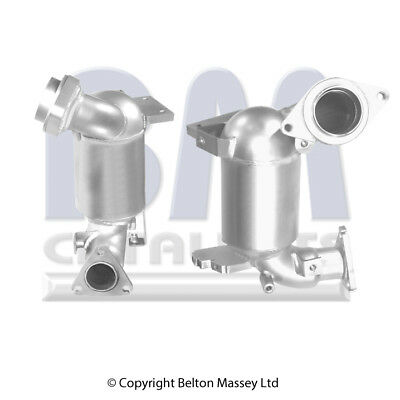 BM91449H TYPE APPROVED CATALYTIC CONVERTER CAT  FOR TOYOTA AVENSIS VERSO