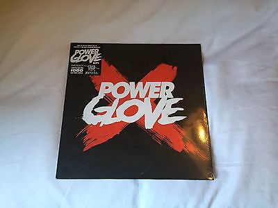 Power glove EP1 Record Store day 2015 Limited Edition Red Vinyl