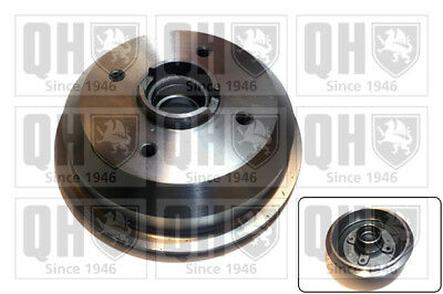 FORD FIESTA Mk2 1.6D Brake Drum Rear 84 to 89 LTB 177.8mm QH 6046462 77FB1113BC