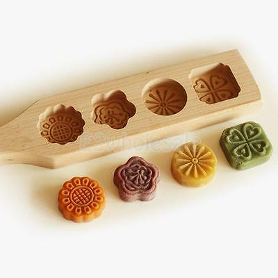 Flower Shaped Fondant Mold Cake Mold Sugar Cookie Biscuit Mold Durable Tool