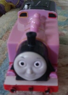 Fisher-Price Thomas the Train Pink Rosie Engine Baby Toddler Toy Battery operate