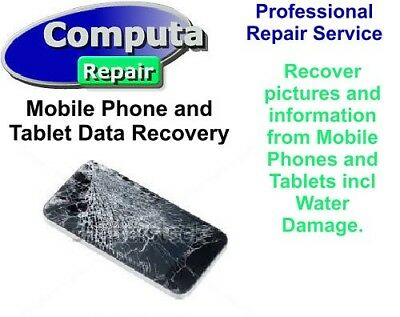 Mobile Phone Tablet Data Picture Recovery service