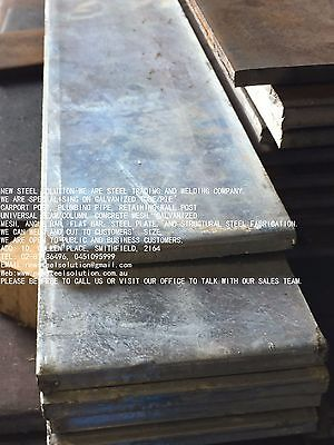 Galvanised Flat Bar-50Mm*6Mm