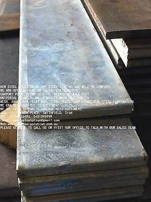 Galvanised Flat Bar-100Mm*6Mm