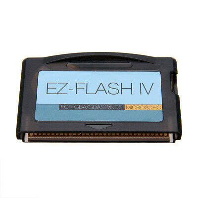 EZ-FLASH IV EZ4 Micro SD SDHC Fit For GBA GBASP GBM NDS IDS NDSL IDSL
