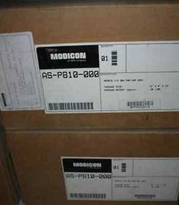 1PC NEW IN BOX MODICON an AEG company AS-P810-000 #RS08