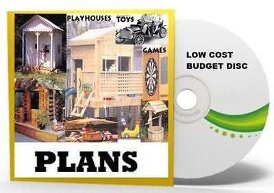 Woodworking Over 1000+ Plans , Playhouse ,barn  Wendyhouse , Summerhouse , Sheds