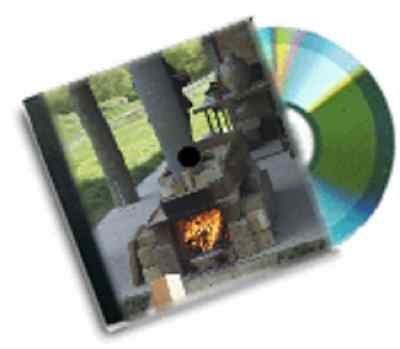 resale business Plans to build a flat top pottery  kiln. dvd rom package