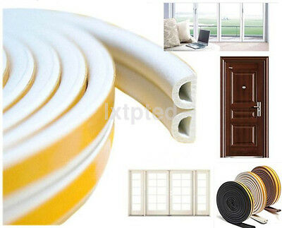 Window Door Noise Insulation Seal Adhesive Excluder Seal Foam Weather Strip Tape