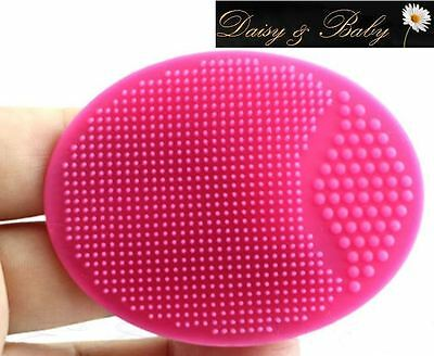 Cradle cap brush baby soft massaging hair scalp toddler infant bath scrub Pi UK