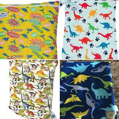 wet clothes bag waterproof reusable nappies changing baby swim dirty travel XL