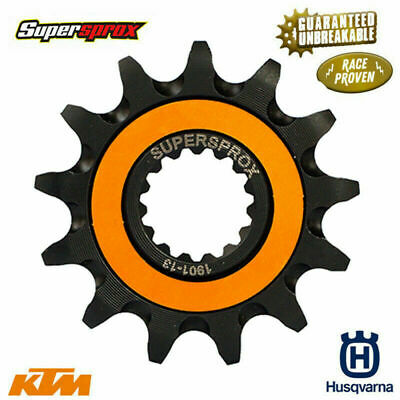 Supersprox Front Sprocket 14 Tooth for KTM SX SX-F EXC EXC-F