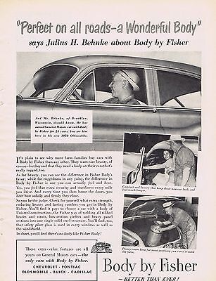 1950 Body by Fisher better than eveer