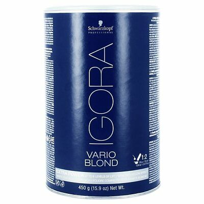 Schwarzkopf Igora Vario Blond Extra Power Blondierpulver  450 g