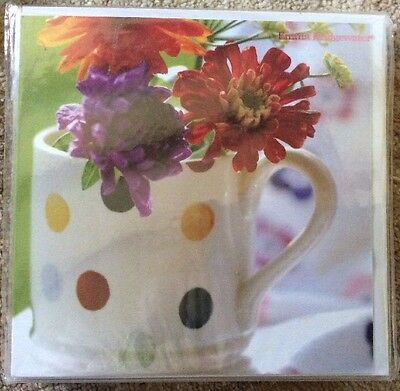 Emma Bridgewater Dots And Flowers Greetings Card NEW