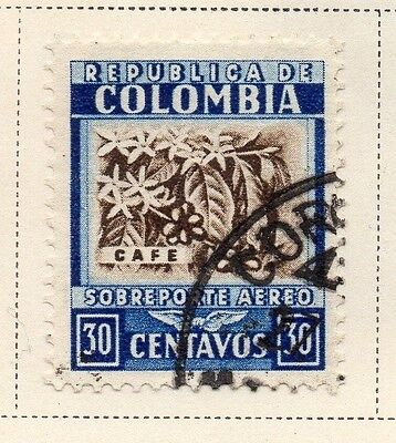 Colombia 1932 Early Issue Fine Used 30c. 172873