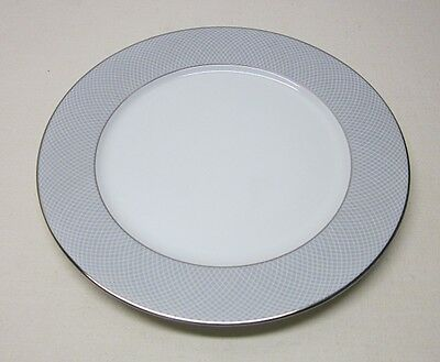 Block China     Grey Dawn       4 Dinner Plates