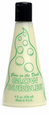 Glow in the Dark Bubble Bath 236 ml Fun Time Romantic Great Fun Two Very Safe