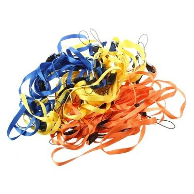 30 Neck Strap Lanyard for ID Card Key Cell Phone MP3 D1P9