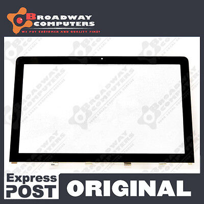 "27"" Genuine iMac Front Glass Cover Panel A1312 2009-2011 Model 922-9833"