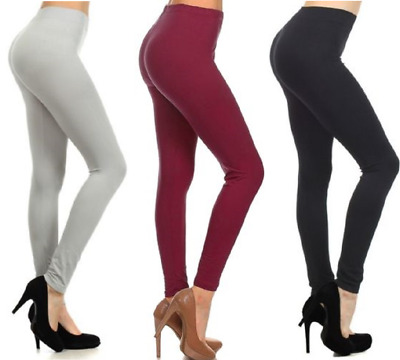 Buttery Soft Leggings Solid Colors