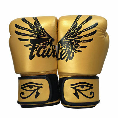 Fairtex BGV1 Tight Fit Universal Muay Thai / Boxing Gloves Falcon