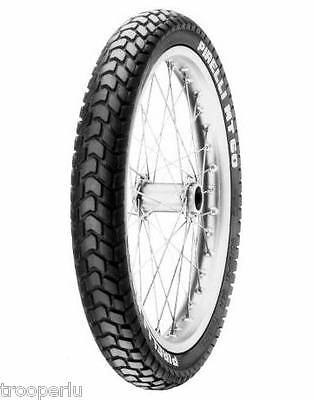 Pirelli Mt60 Motorcycle Front Tyre Dual Purpose 100/90-19 57H Tl #61-028-22