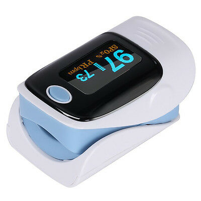 Pulse Oximeter Finger Oxygen Saturation Monitor