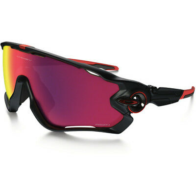 Oakley Jawbreaker Mens Sunglasses - Matte Black ~ Prizm Road One Size